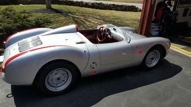 porsche 1955 spyder 550 replica - Porsche Spyder 550 Replica
