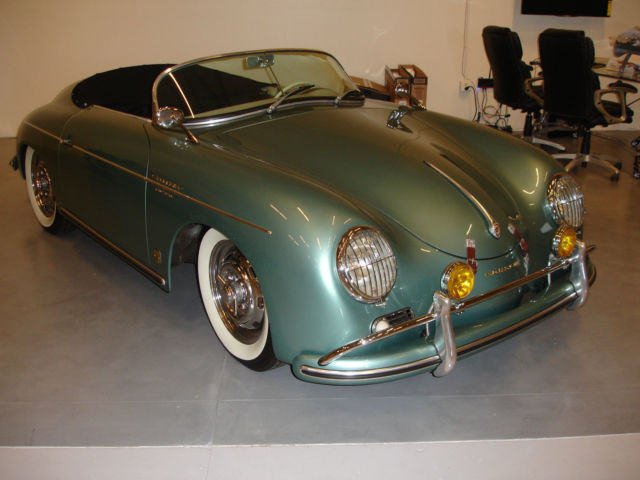 1970 Porsche 356 Speedster Carerra
