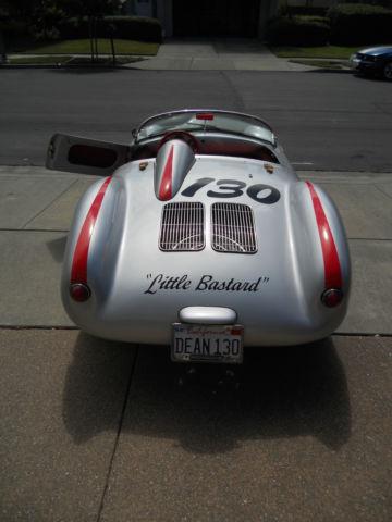 Porsche 550 Spyder Beck Replica 1955 For Sale Photos