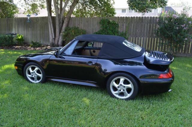 porsche 911 sc super carrera cabriolet carbon fiber 993 turbo look update for sale photos. Black Bedroom Furniture Sets. Home Design Ideas