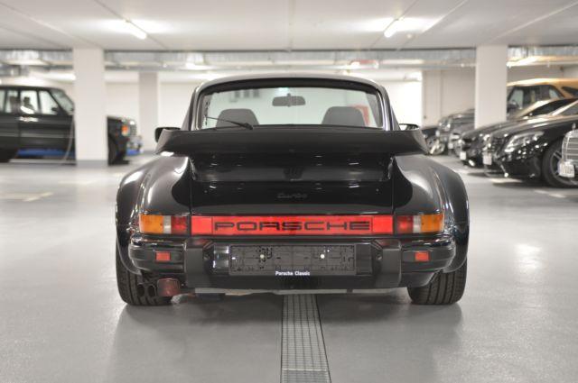 Porsche 911 Turbo 33 Rare Euro Version Low Mileage For Sale