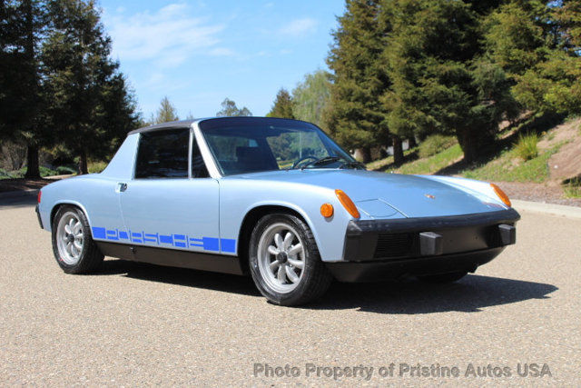 1970 Porsche 914 914 1.7 Original Canary Yellow