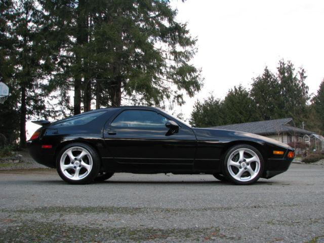 Porsche 928 Gts In Black Metallic Automatic 1993 928gts