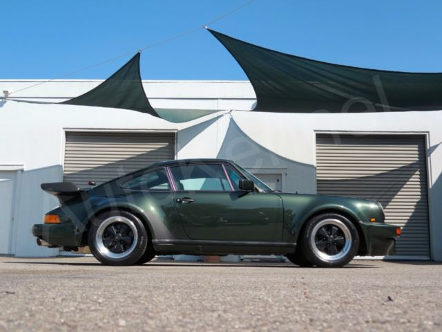 1980 Porsche 930 Turbo Coupe