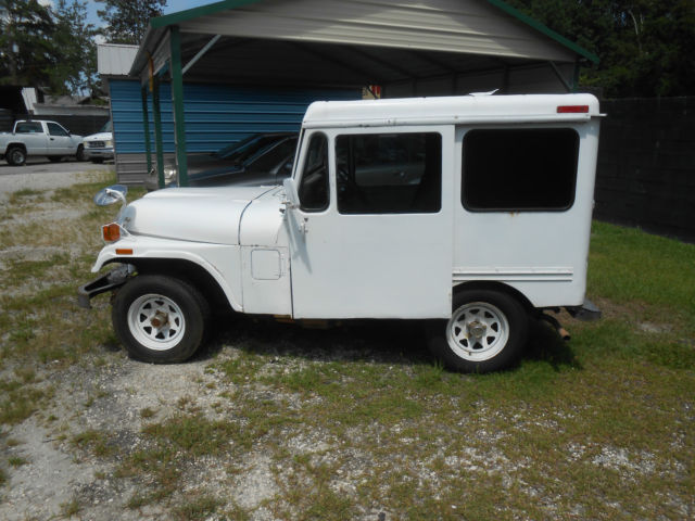 1983 Other Makes Postal Jeep Right Hand Drive