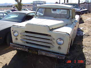 1955 Other Makes powell pickup truck complete