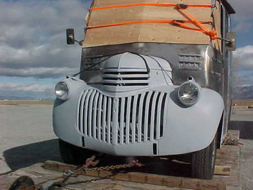 1942 Chevrolet DIVCO TWIN MILK DELIVERY TRUCK VERY COLLECTIBLE