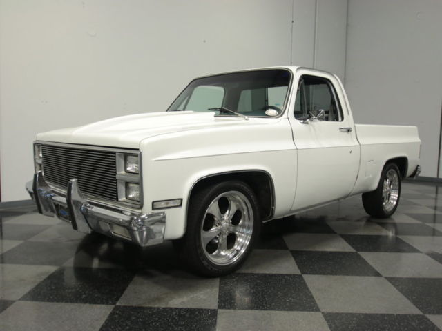 1982 Chevrolet C-10 Base Standard Cab Pickup 2-Door