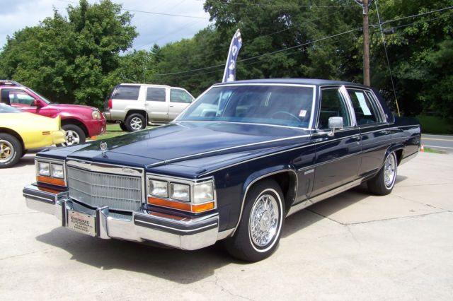1982 Cadillac Fleetwood 1-OWNER 59K MUST SEE THIS QUALITY TURN KEY BEAUTY!