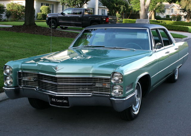 1966 Cadillac DeVille IMMACULATE - TWO OWNER - 59K MI