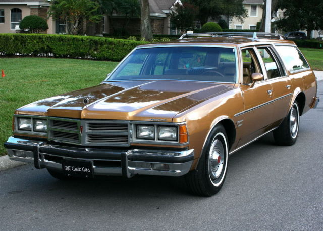 1977 Pontiac Other SAFARI WAGON - TWO OWNER - 47K MI