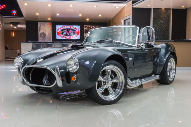 1965 Shelby Cobra Shell Valley