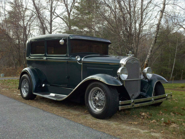 1930 Ford Model A TUDOR STREET ROD