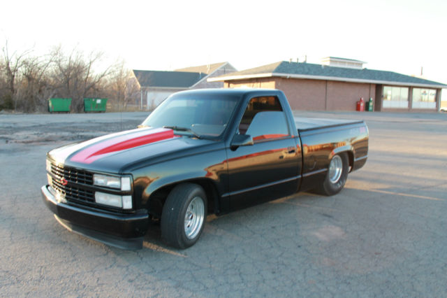 Pro Street 1990 454 Ss Show Drag Truck