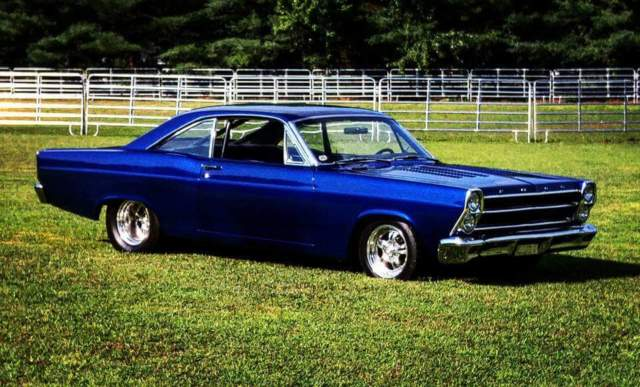 Pro Street Ford Fairlane 500 for sale: photos, technical
