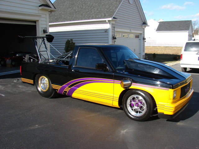 pro street sonoma truck s10 for sale: photos, technical