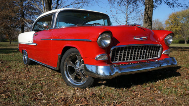 1955 Chevrolet Bel Air/150/210 2 DOOR HARDTOP