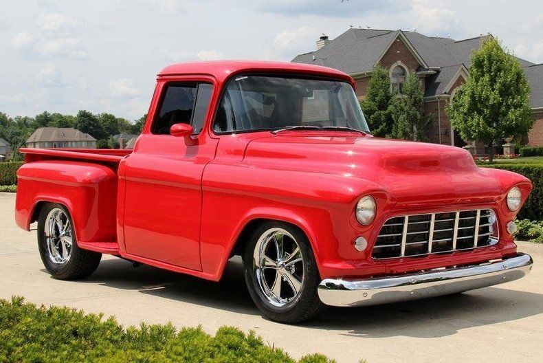 1956 Chevrolet C/K Pickup 1500 Supercharged