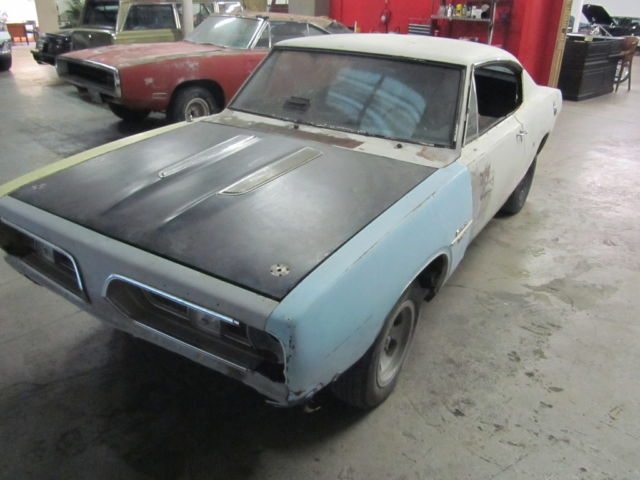 1968 Plymouth Barracuda LOT of 2 3-DAY AUCTION MUST GO  !!!!!!!!!!!!!!!!!!
