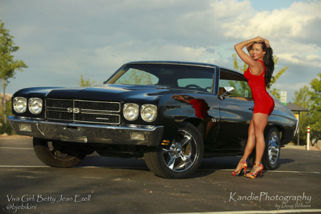 1970 Chevrolet Chevelle PROTOURING CHEVELLE SS 454 TRIBUTE CAMMED, LEATHER