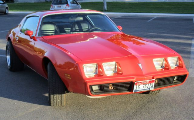 1979 Pontiac Firebird 2door coupe