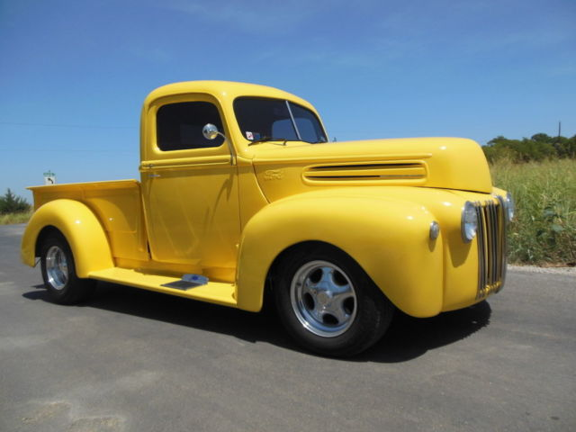1946 Ford Other Pickups F1 STREET ROD PICKUP