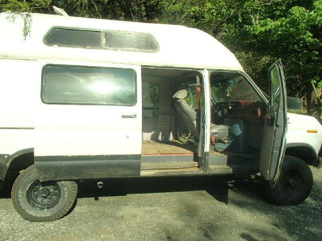 Bug Out Van Interior : Quigley ford cargo van the ultimate bug out vehicle or