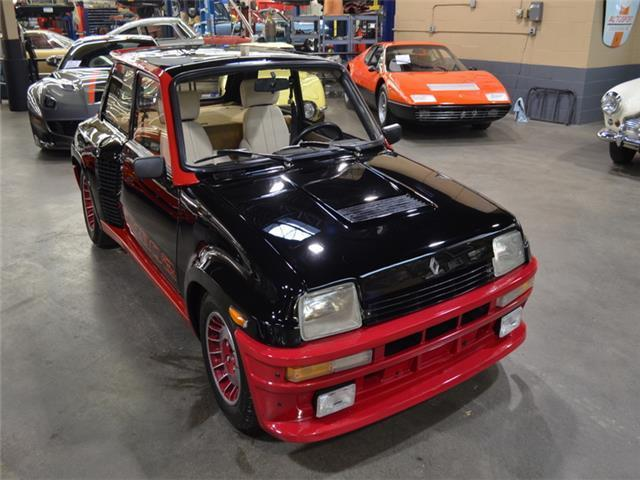 1983 Renault R5 Turbo II