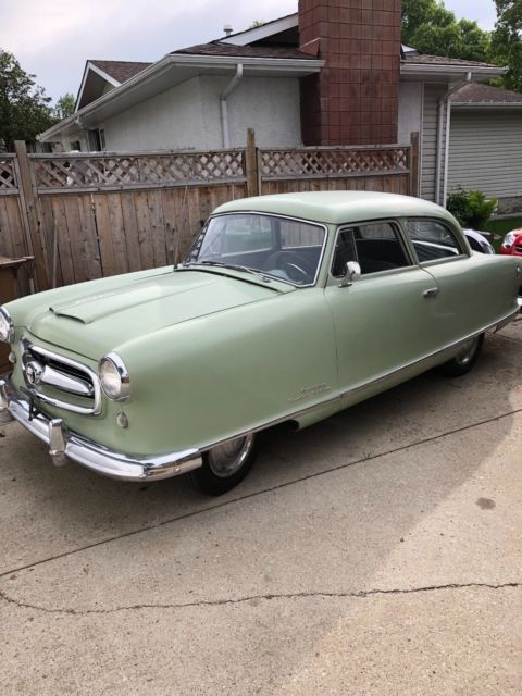 1953 Nash Rambler 2 Door Canadian