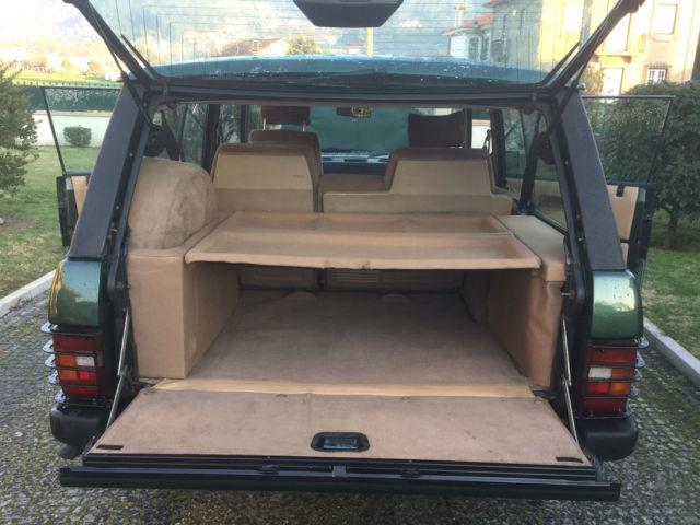 Range Rover Classic 2 door, original factory 200 tdi engine