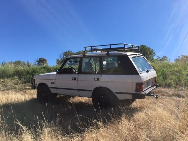 Range Rover Classic Great Divide Edition for sale: photos