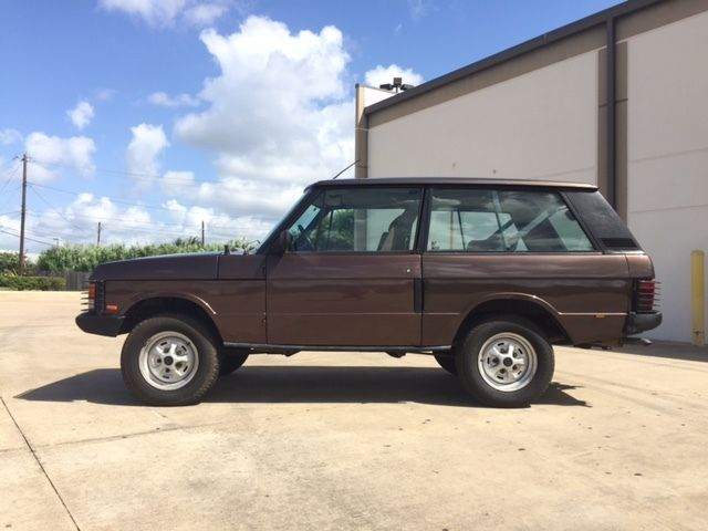 Range rover classic turbo diesel for sale photos technical specifications description