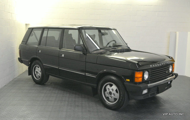 1993 Land Rover Range Rover 4dr Wagon County Lwb
