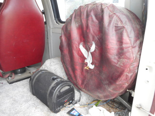 Rare 1-owner survivor factory 318, 4 speed conversion Ram 150 Van