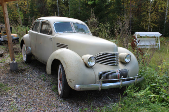 1941 Other Makes Graham Hollywood Custom 113