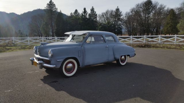 1947 Studebaker Champion Regal Deluxe