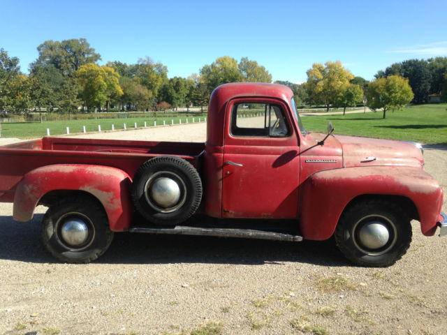1950 International Harvester Other L Series