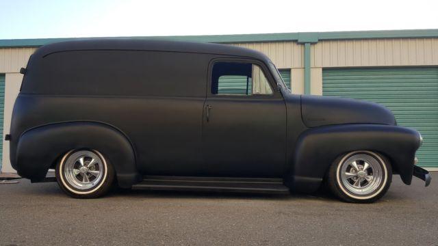 cc87f42cf2 Rare -1951 Panel Truck Van -Chevy GMC Hot Rod Custom 51 1948 1949 1950 1952  1953