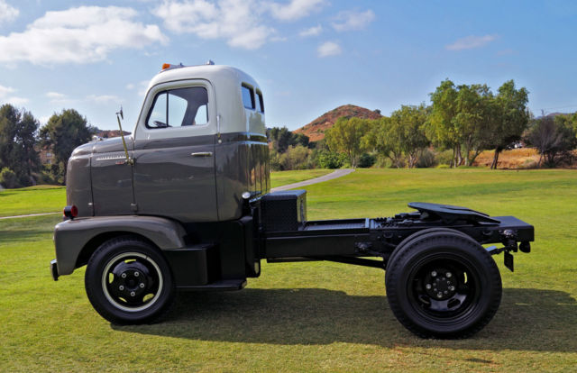 1952 International Harvester L160 Series