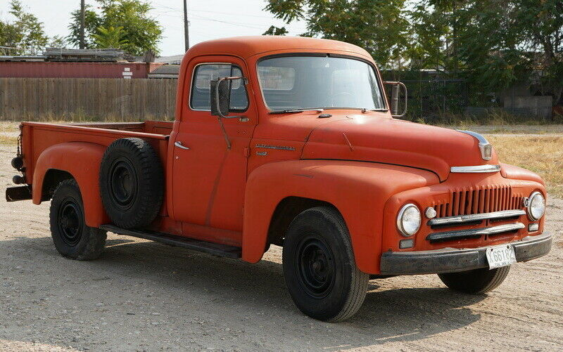 1952 International Harvester L120 Pickup L120