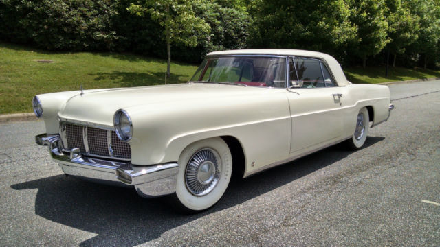 1956 Lincoln Continental CONTINENTAL MARK VII