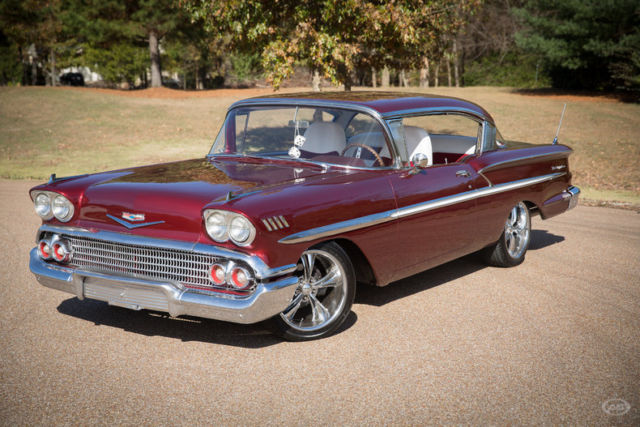 1958 Chevrolet Bel Air/150/210 RestoMod