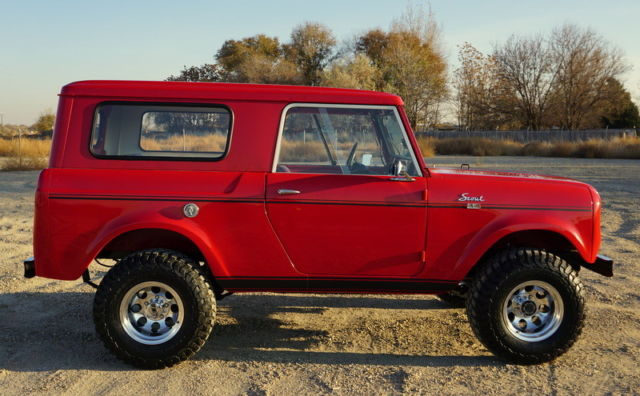 1961 International Harvester Scout Scout 800