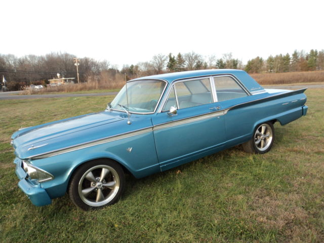 1962 Ford Fairlane 1962 FAIRLANE 500 COUPE