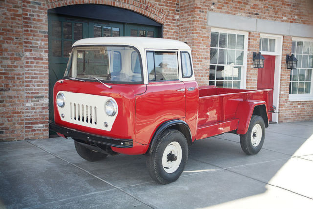 1963 Willys FC 170