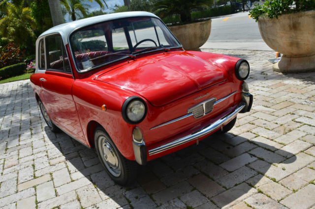 1964 Fiat Other Bianchina Collector's SEE VIDEO!
