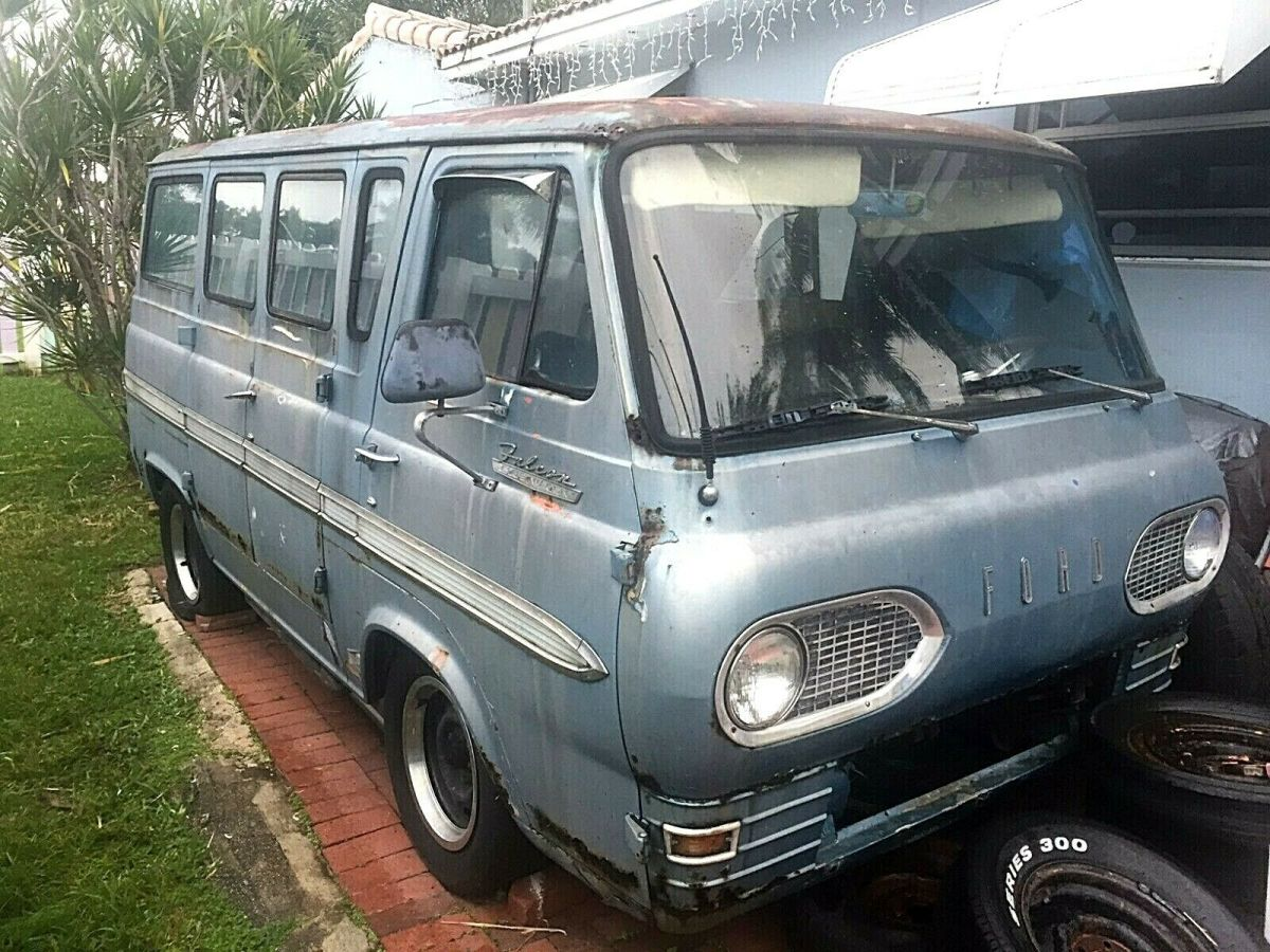 1964 Ford Falcon Club Wagon Econoline