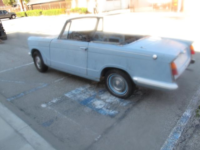 1964 Triumph Other Convertible