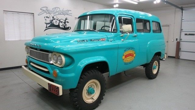 1965 Dodge Power Wagon 100 PWR WAG