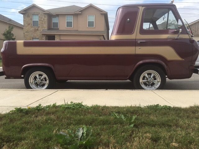 1965 Ford Other Pickups Chrome and paint stripes